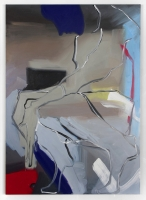 2013 oil on canvas 68 x 48 inches